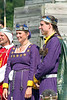 Edward and Marguerite, Pennsic Opening Ceremonies 2010