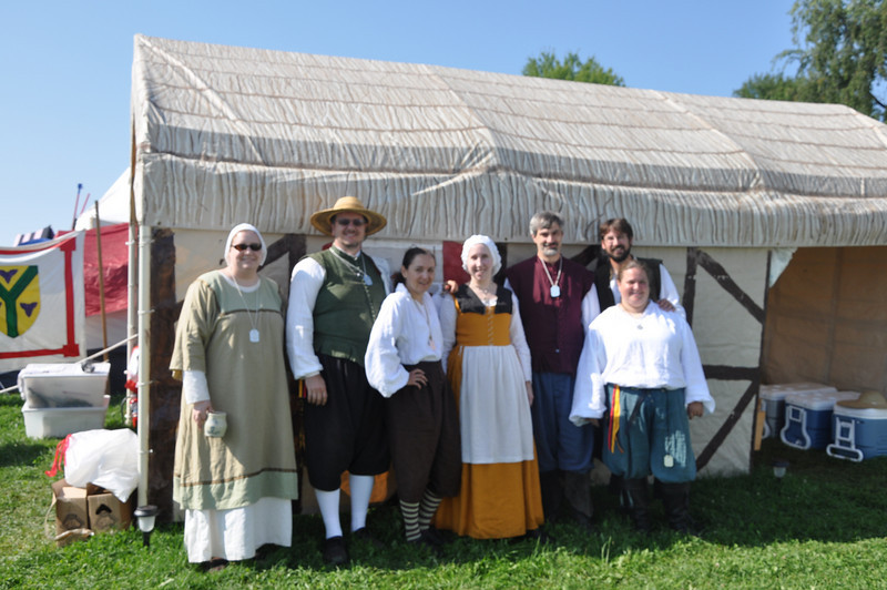 House FFG at Pennsic XXXVIII