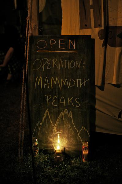 """Pennsic 41 Chalkman Pub """"Operation Mammoth Peaks"""""""