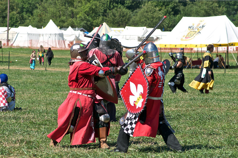 Pennsic 41 tournament of chivalry