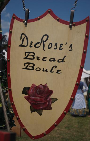 Pennsic 36, DeRose's Bread Boule