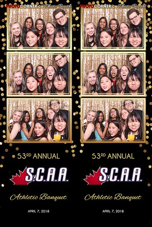 SCAA Athletic Banquet - 04-07-2018