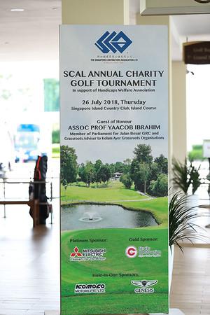 SCAL Annual Charity Golf Tournament 2018