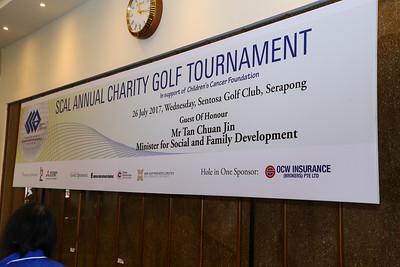 SCAL Charity Golf 2017