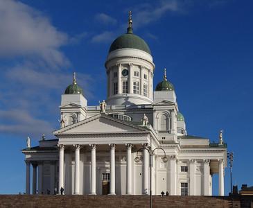 LUTHERAN CHURCH - HELSINKI