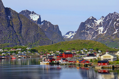 REINE - LOFOTON ISLANDS