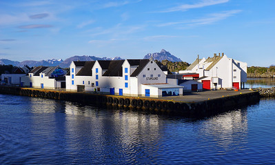 SVOLVAER - LOFOTON ISLANDS