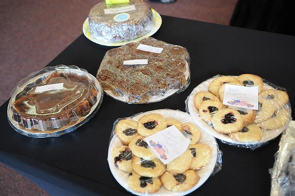 WISE AND WONDERFUL BAKE SALE 2-2-14