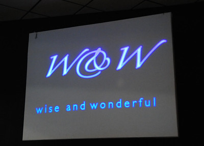 WISE and WONDERFUL 9-26-13