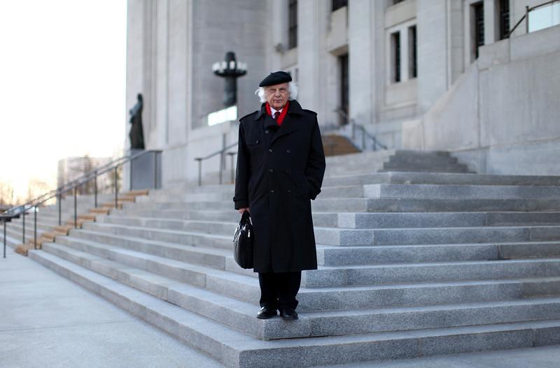 Supreme Court of Canada Justice Morris Fish.