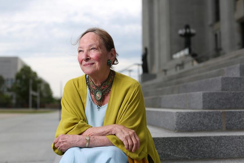 Supreme Court of Canada Justice Rosalie Abella.