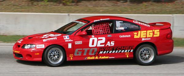 SCCA American Sedans