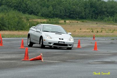 Cone Killer Classic - The Sports Car Club of America - Central Pennsylvania Region