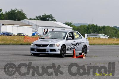 Cone Killer Classic - The Sports Car Club of America - Central Pennsylvania Region  -- July 22 , 2012