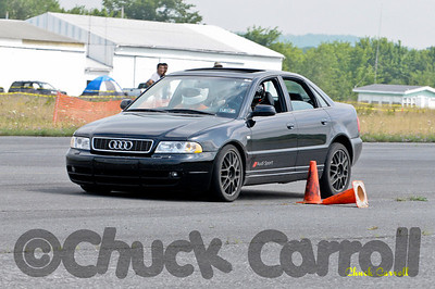 Cone Killer Classic - The Sports Car Club of America - Central Pennsylvania Region  -- July 22 , 2012