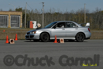 SCCA-CPR Autocross Saturday - 10-13-2012