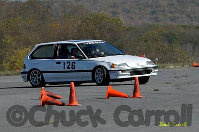SCCA-CPR Autocross Saturday - 10-13-2012