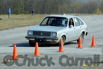 SCCA-CPR Autocross - Sunday 10-14-2012