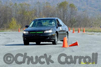 SCCA-CPR Autocross - Sunday 10-14-2012