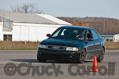 SCCA-CPR Autocross  - Midstate Airport - October 16, 2011