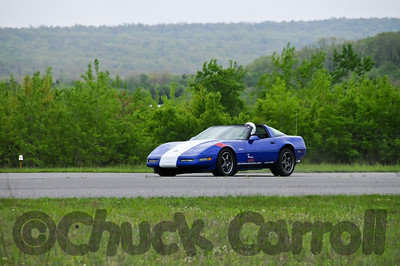AUTOCROSS - SCCA-CPR Midstate Airport - May 22, 2011
