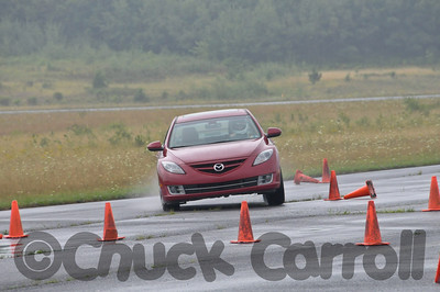 SCCA-CPR Autocross 8-7-11  - Midstate Airport - Philipsburg, PA