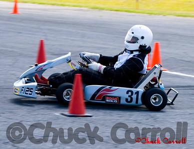 SCCA - CPR (Sports Car Club of America - Central  Pennsylvania Region) Cone Killer Classic Autocross