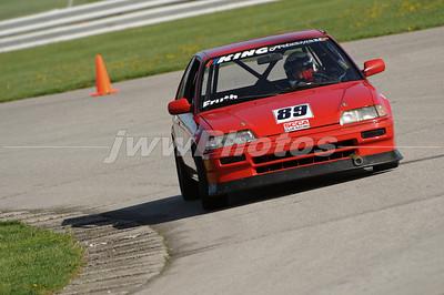 2008 Indy Region SCCA Spring Sprints Double Regional
