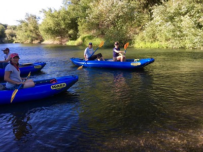 SCCA July 26, 2018 River Float Trip