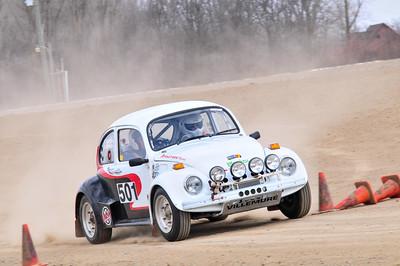 SCCA Rally Racing