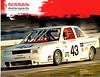 2010 Nissan Motorsports Calendar - January