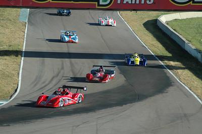 CSR Race