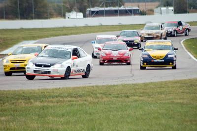 SSC Race 10-12-2007