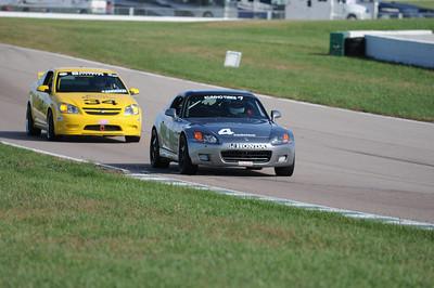 T3 Race 10-10-08