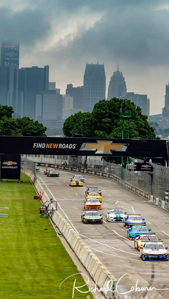 Trans Am TA2 Race II Start