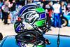 #27 Marc Montour helmet
