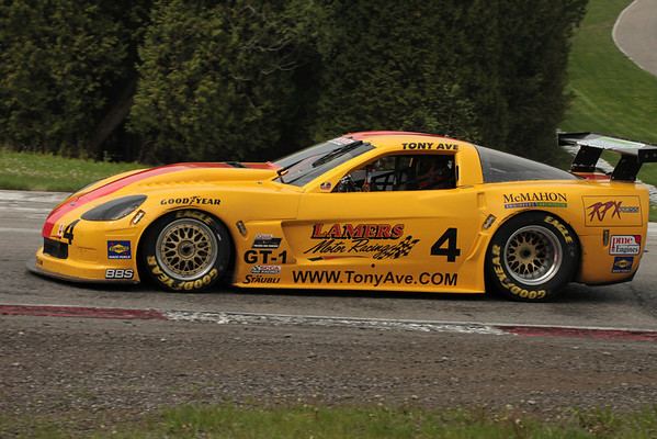 Tony Ave was the winner of the SCCA Pro Trans-Am race at Victoria day Speedfest at Mosport International Raceway on May 22, 2011
