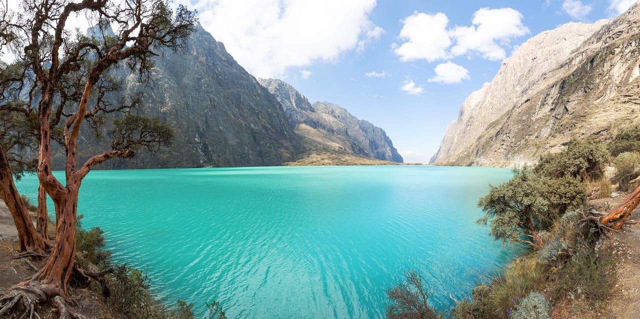Fantasy lake.