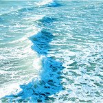 "Print title:  ""  ENDLESS WAVES ""  /  © Gj"