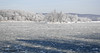 FROZEN FOG ON THE SUSQUEHANNA RIVER