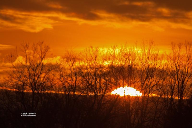 SUNSET--- HALIFAX, PA