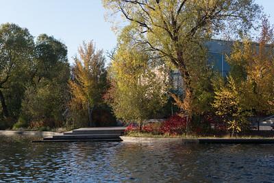 Winnipeg in Autumn