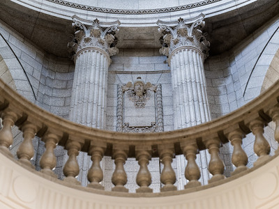 Manitoba Legislative Building - April 2018