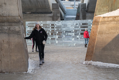 Red River Mutual Ice Trail