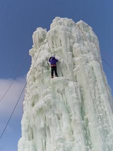CESB - Ice Climbing Tower