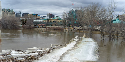 Spring in Winnipeg