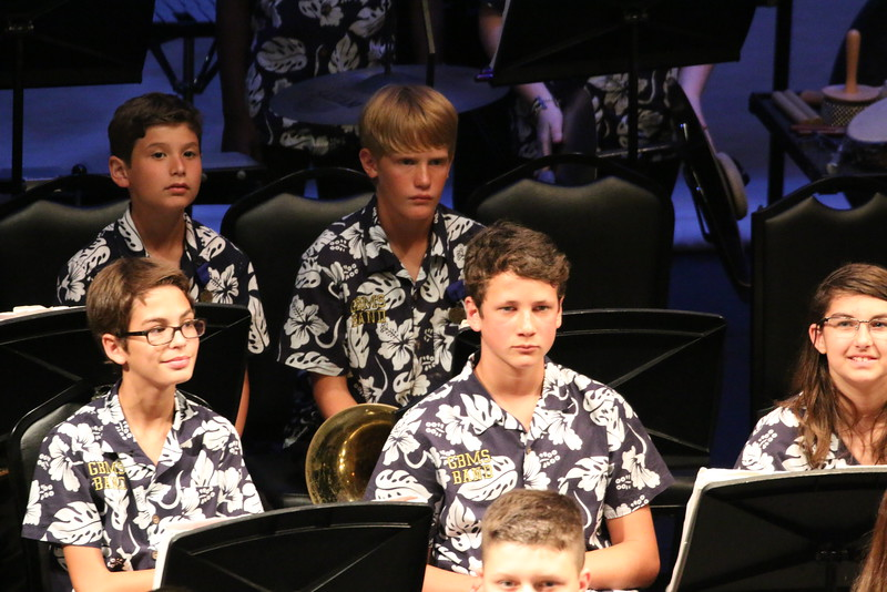 2015 Band Performance