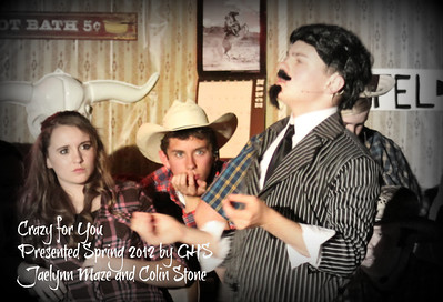 """2012 """"Crazy for You"""" Presented by Goreville High School"""