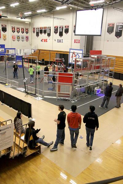Hatboro-Horsham hosts robotics event