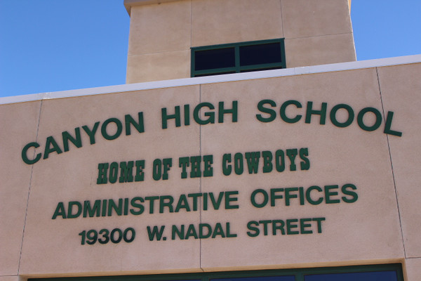 C.H.S. (Canyon Country)